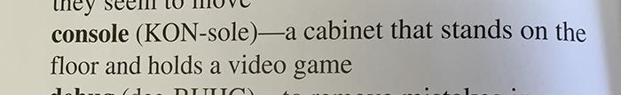 definition_console