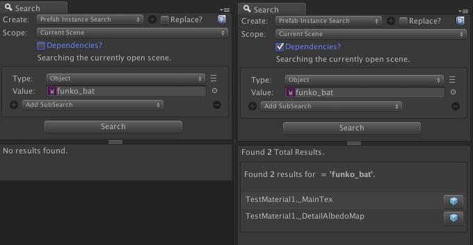 search_dependencies